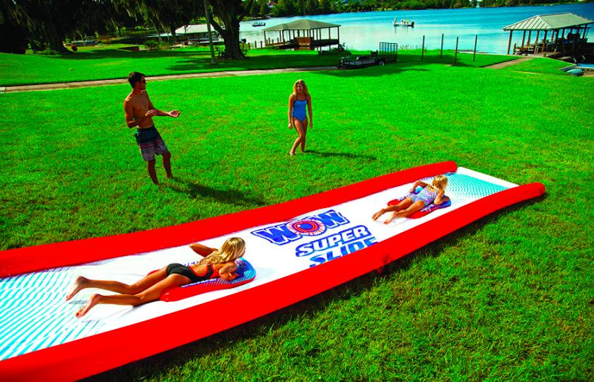 Wow World Of Sports Super Slide