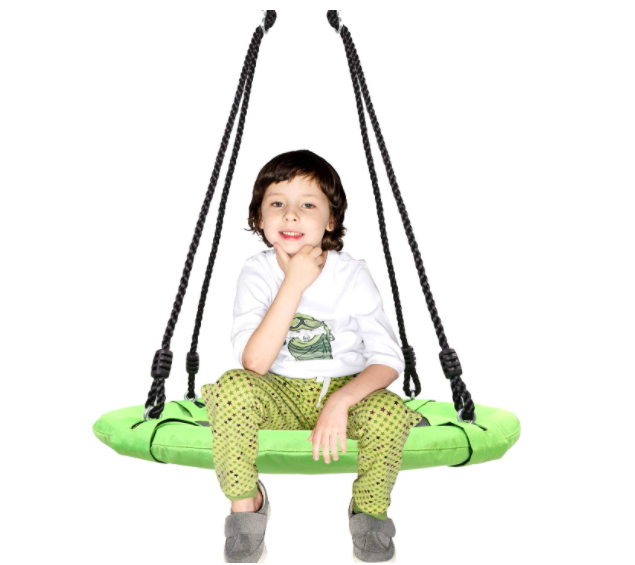 Odoland is a smaller tree swing option.