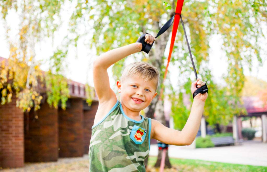 ZenMonkey Tops The Charts For Best Slackline For Kids