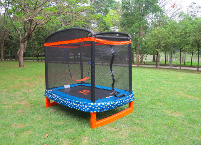 Jump Power Rectangle And Square Indoor/Outdoor Trampoline