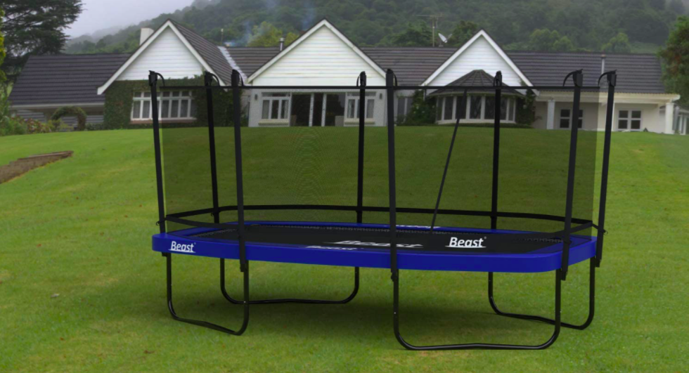 Beast Performance Square Trampolines