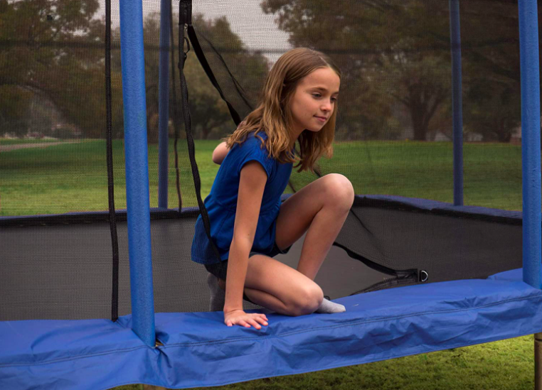 JumpKing Square Trampolines