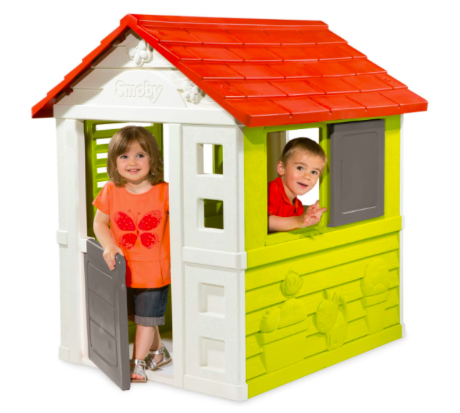 Smoby Outdoor Playhouse For Kids