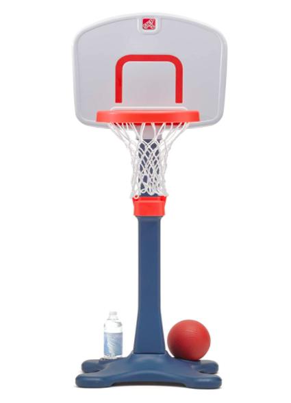 Step2 Basketball Hoop For Kids With Basketball.