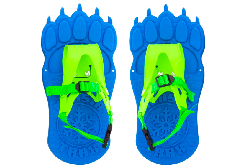 Monsta Trax Snowshoes Are One Of The Most Exciting Outdoor Winter Toys And A Great Way To Get The Kids Outdoors During Cold Temperatures.