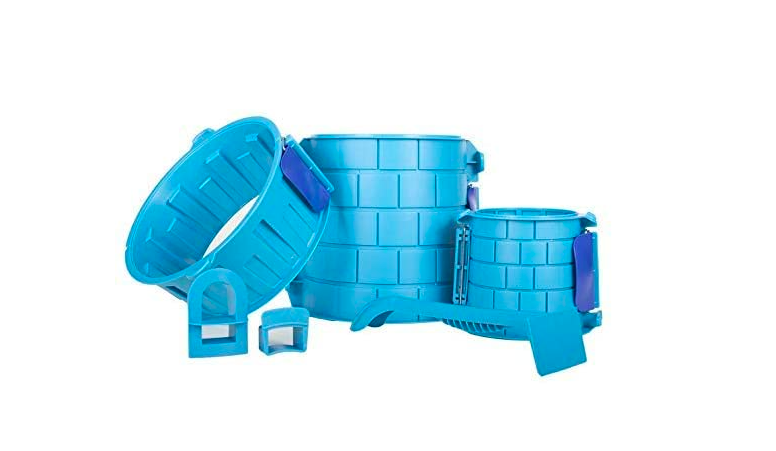 Snow Molds For Building Great Winter Forts For Kids.