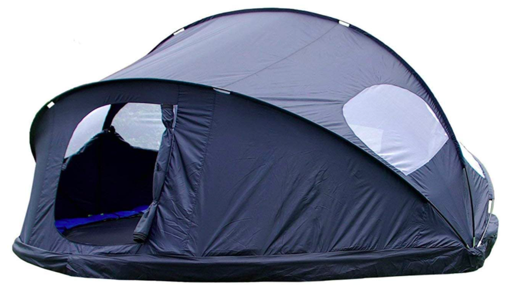 The ACON Trampoline Tent.