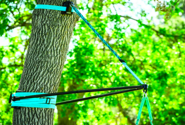 Ripline Build-A-Branch Artificial Tree Limb For Hanging Swings.