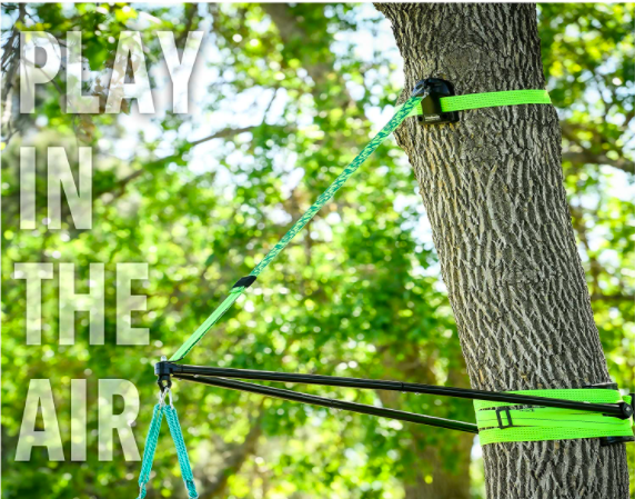 Treezone Build-A-Branch Artificial Tree Limb For Swings.